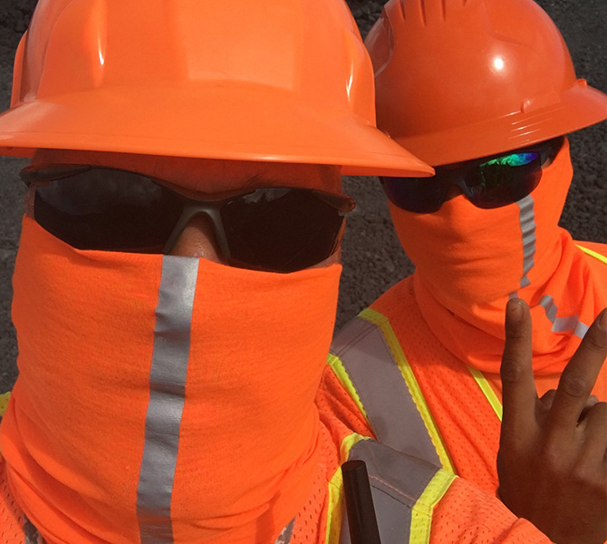 Work Zone Safety Is Our Priority