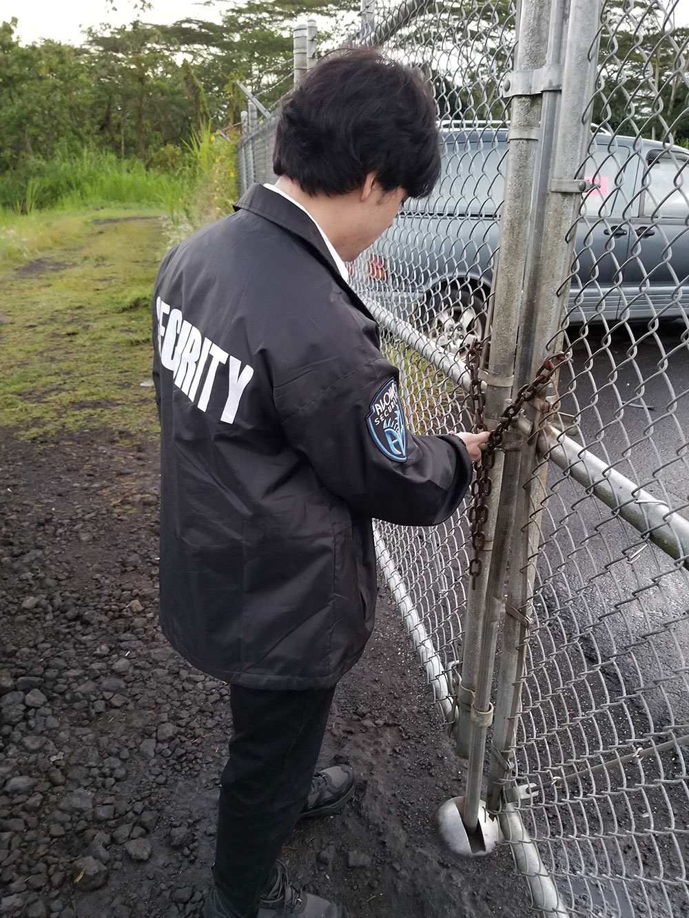Aloha Security is focused solely on protecting the safety and confidentiality of our clients.